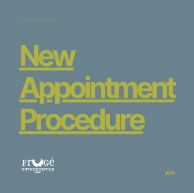 New Appointment Procedure